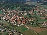 58 567 Luftbild  Abenberg