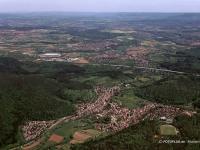 92 256 Luftbild Aichtal