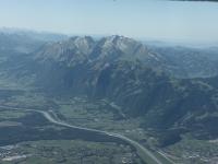 08_18284 09.09.2008 Luftbild Alpendurchquerung