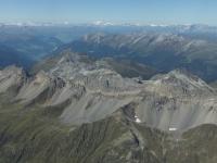 08_18299 09.09.2008 Luftbild Alpendurchquerung