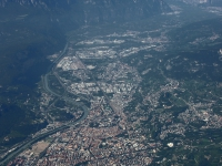 08_18405 09.09.2008 Luftbild Alpendurchquerung
