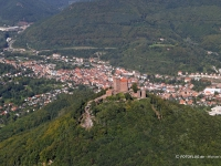 06_13534 09.09.2006 Luftbild Annweiler am Trifels