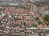 06_15020 21.09.2005 Luftbild Ansbach Pfaffengreuth
