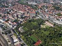 06_15027 21.09.2005 Luftbild Ansbach Pfaffengreuth