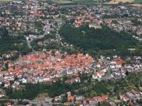 08_12596 01.07.2008 Luftbild Bad Wildungen