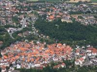 08_12597 01.07.2008 Luftbild Bad Wildungen