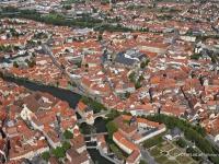 06_12860 06.09.2006 Luftbild Bamberg