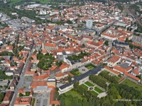 06_12693 06.09.2006 Luftbild Bayreuth