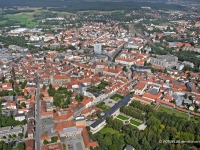 06_12694 06.09.2006 Luftbild Bayreuth