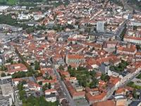 06_12695 06.09.2006 Luftbild Bayreuth
