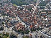 06_12701 06.09.2006 Luftbild Bayreuth