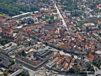 06_12703 06.09.2006 Luftbild Bayreuth