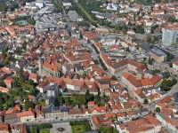 06_12708 06.09.2006 Luftbild Bayreuth