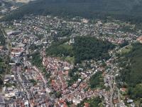 08_12647 01.07.2008 Luftbild Biedenkopf