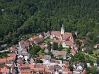 07_15287 26.07.2007 Luftbild Blaubeuren