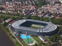 15k2_08411 15.05.2015 Luftbild Bremen Stadion