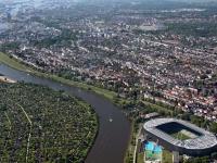 15k2_08413 15.05.2015 Luftbild Bremen Stadion