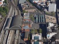 15k2_08468 15.05.2015 Luftbild Bremen Hauptbahnhof