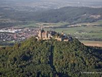 06_13814 09.09.2006 Luftbild Burg Hohenzollern