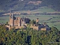 06_13816 09.09.2006 Luftbild Burg Hohenzollern