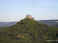 06_13831 09.09.2006 Luftbild Burg Hohenzollern