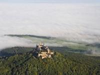 07_16786 16.09.2007 Luftbild Burg Hohenzollern - Hechingen