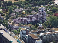 2015_07_10 Luftbild Hundertwasserhaus Darmstadt 15k2_9088