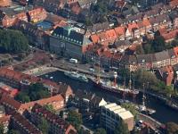 14_23661 17.09.2014 Luftbild Emden
