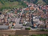 1995_05_28 Luftbild Esslingen am Neckar 124708