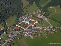05_5126 30.08.2005 Luftbild Kloster Ettal