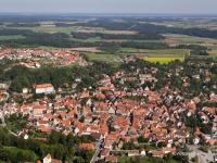 06_15033 21.09.2006 Luftbild Feuchtwangen
