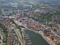 06_9710 15.07.2006 Luftbild Flensburg