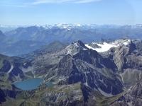 08_18289 09.09.2008 Luftbild Alpen