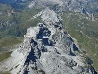 08_18296 09.09.2008 Luftbild Alpen