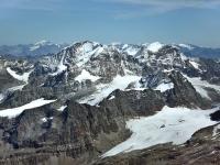 08_18320 09.09.2008 Luftbild Alpen