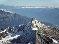 08_18325 09.09.2008 Luftbild Alpen