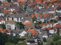 08_12607 01.07.2008 Luftbild Frankenberg-Eder
