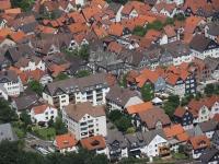 08_12610 01.07.2008 Luftbild Frankenberg-Eder