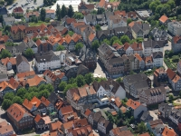 08_12618 01.07.2008 Luftbild Frankenberg-Eder
