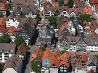 08_12629 01.07.2008 Luftbild Frankenberg-Eder