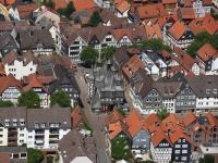 08_12630 01.07.2008 Luftbild Frankenberg-Eder