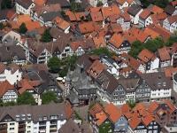 08_12631 01.07.2008 Luftbild Frankenberg-Eder