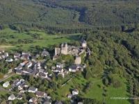 06_14063 10.09.2005 Luftbild Burg Greifenstein