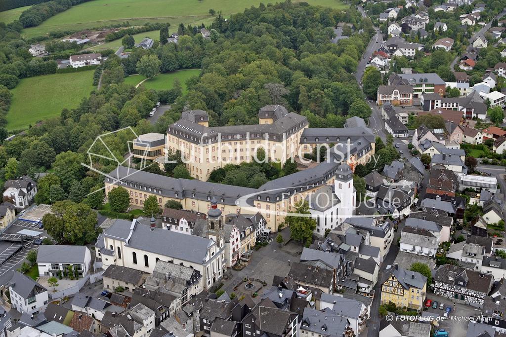 Hachenburg Burg hachenburg