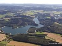 06_13946 10.09.2006 Luftbild Meschede - Hennesee