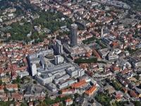 05_4875 29.08.2005 Luftbild Jena