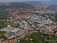 05_4888 29.08.2005 Luftbild Jena