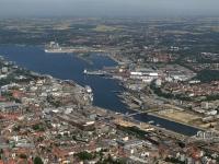 05_3587 12.07.2005 Luftbild Kiel