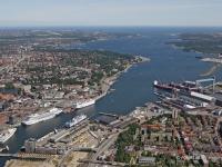06_9648 15.07.2006 Luftbild Kiel