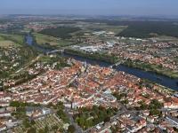06_14986 21.09.2005 Luftbild Kitzingen